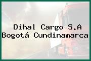 Dihal Cargo S.A Bogotá Cundinamarca