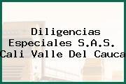 Diligencias Especiales S.A.S. Cali Valle Del Cauca