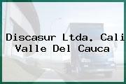 Discasur Ltda. Cali Valle Del Cauca