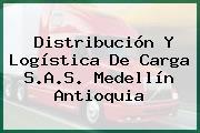 Distribución Y Logística De Carga S.A.S. Medellín Antioquia