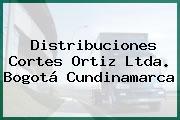 Distribuciones Cortes Ortiz Ltda. Bogotá Cundinamarca