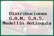 Distribuciones G.A.N. S.A.S. Medellín Antioquia