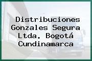 Distribuciones Gonzales Segura Ltda. Bogotá Cundinamarca