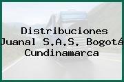 Distribuciones Juanal S.A.S. Bogotá Cundinamarca