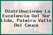 Distribuciones La Excelencia Del Sur Ltda. Palmira Valle Del Cauca