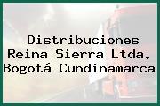 Distribuciones Reina Sierra Ltda. Bogotá Cundinamarca