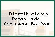 Distribuciones Rocas Ltda. Cartagena Bolívar