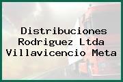 Distribuciones Rodriguez Ltda Villavicencio Meta