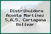 Distribuidora Acosta Martínez S.A.S. Cartagena Bolívar