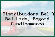 Distribuidora Bel Y Bel Ltda. Bogotá Cundinamarca