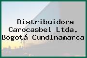 Distribuidora Carocasbel Ltda. Bogotá Cundinamarca