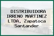 DISTRIBUIDORA IRRENO MARTINEZ LTDA. Zapatoca Santander