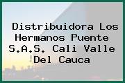 Distribuidora Los Hermanos Puente S.A.S. Cali Valle Del Cauca