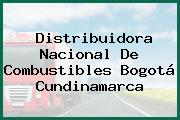 Distribuidora Nacional De Combustibles Bogotá Cundinamarca