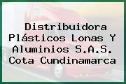 Distribuidora Plásticos Lonas Y Aluminios S.A.S. Cota Cundinamarca