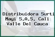 Distribuidora Surti Mayi S.A.S. Cali Valle Del Cauca