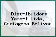 Distribuidora Yameri Ltda. Cartagena Bolívar