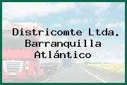 Districomte Ltda. Barranquilla Atlántico