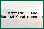 Distridel Ltda. Bogotá Cundinamarca