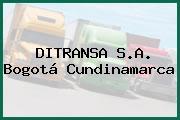 DITRANSA S.A. Bogotá Cundinamarca