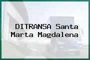 DITRANSA Santa Marta Magdalena