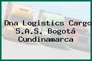 Dna Logistics Cargo S.A.S. Bogotá Cundinamarca