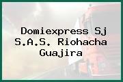 Domiexpress Sj S.A.S. Riohacha Guajira