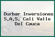 Durbar Inversiones S.A.S. Cali Valle Del Cauca