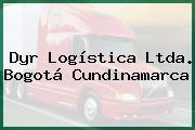 Dyr Logística Ltda. Bogotá Cundinamarca