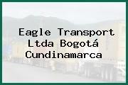 Eagle Transport Ltda Bogotá Cundinamarca