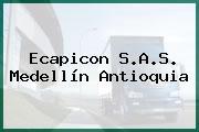 Ecapicon S.A.S. Medellín Antioquia