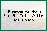 Echeverry Maya S.A.S. Cali Valle Del Cauca