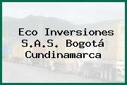 Eco Inversiones S.A.S. Bogotá Cundinamarca