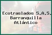 Ecotraslados S.A.S. Barranquilla Atlántico