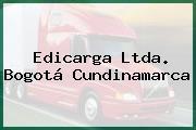 Edicarga Ltda. Bogotá Cundinamarca