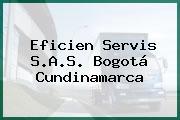 Eficien Servis S.A.S. Bogotá Cundinamarca