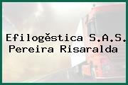 Efilogìstica S.A.S. Pereira Risaralda