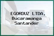 EGORDUZ LTDA. Bucaramanga Santander
