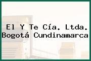 El Y Te Cía. Ltda. Bogotá Cundinamarca