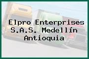 Elpro Enterprises S.A.S. Medellín Antioquia