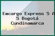 Emcargo Express S A S Bogotá Cundinamarca