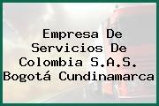 Empresa De Servicios De Colombia S.A.S. Bogotá Cundinamarca