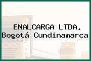 ENALCARGA LTDA. Bogotá Cundinamarca
