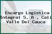 Encargo Logistica Integral S. A . Cali Valle Del Cauca
