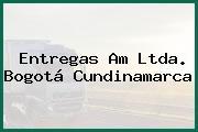 Entregas Am Ltda. Bogotá Cundinamarca