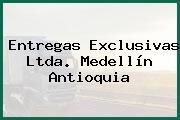 Entregas Exclusivas Ltda. Medellín Antioquia