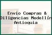 Envio Compras & Diligencias Medellín Antioquia
