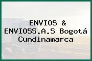 ENVIOS & ENVIOSS.A.S Bogotá Cundinamarca