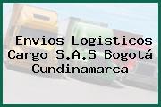 Envios Logisticos Cargo S.A.S Bogotá Cundinamarca