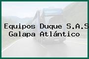 Equipos Duque S.A.S Galapa Atlántico